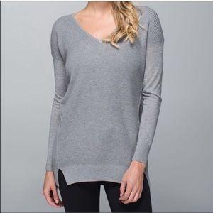 Lululemon Sweater Life Knit Pullover